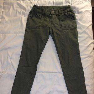 🌷Marmot olive green pants
